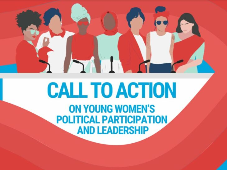 Call to Action- On young women's political participation and leadership