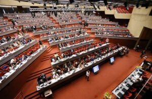 While the Assembly itself will take place during the week of 24 May 2021, it will be preceded by meetings of the Standing Committees, the Forum of Women Parliamentarians and the Forum of Young Parliamentarians, and the other subsidiary bodies of the Governing Council, in the weeks leading up to the Assembly.