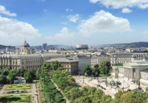 The in-person segment of the Fifth World Conference of Speakers of Parliament will be held in Vienna, Austria on 7-8 September. The conference will be preceded by the Summit of Women Speakers of Parliament on 6 September. © Austrian Parliament