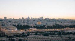 Jerusalem. BERTRAND VANDELOISE / HANS LUCAS / HANS LUCAS VIA AFP
