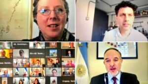 On 8June 2021, BGIPU hosted a virtual COP26 Latin America Meeting. It gathered Members of Parliament from eleven Latin American parliaments to share details of how they are legislating and scrutinising governments to enhance climate commitments in preparation for November's COP26 Summit.