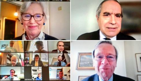 On 22 June, BGIPU hosted a virtual bilateral meeting between UK Members of Parliament and Members of the Chilean Congress. Discusions highlighted common challnges around addressing the global pandemic, energy and climate issues.