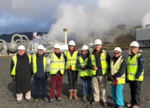 From 15 - 22 September 2019, a cross-party group of MPs and Peers from the All-Party Parliamentary Group for the Polar Regions spent eight days circumnavigating Iceland by road, having meetings with politicians and scientists en route.