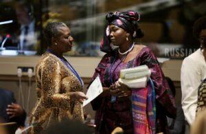 © UN Women/ Ryan Brown Women Peace and Security in Mali.