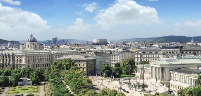 Over 110 Speakers of Parliament from around the world are expected to come to Vienna for the first physical large-scale inter-parliamentary meeting since the beginning of the COVID pandemic.